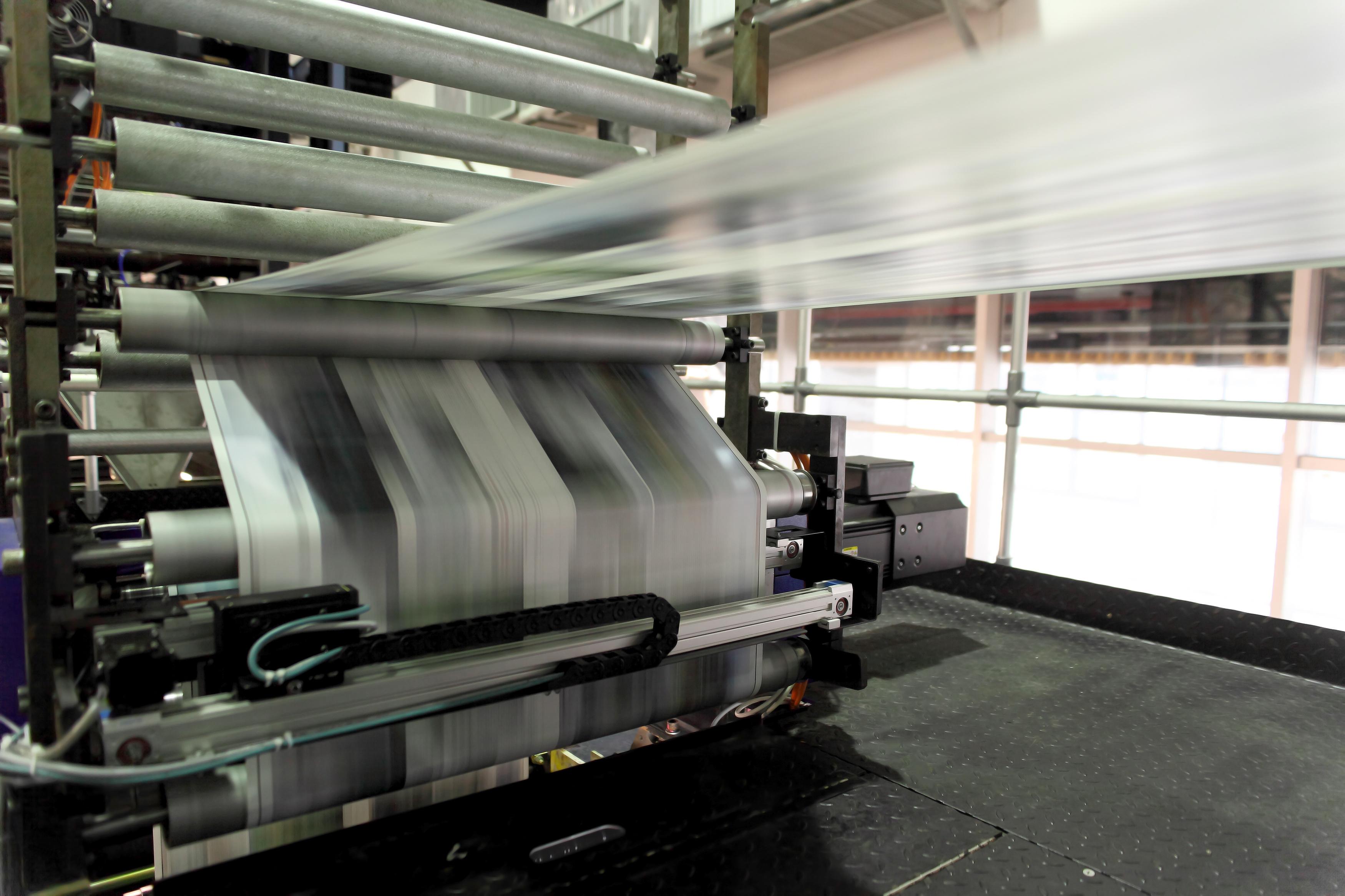 自動印刷機